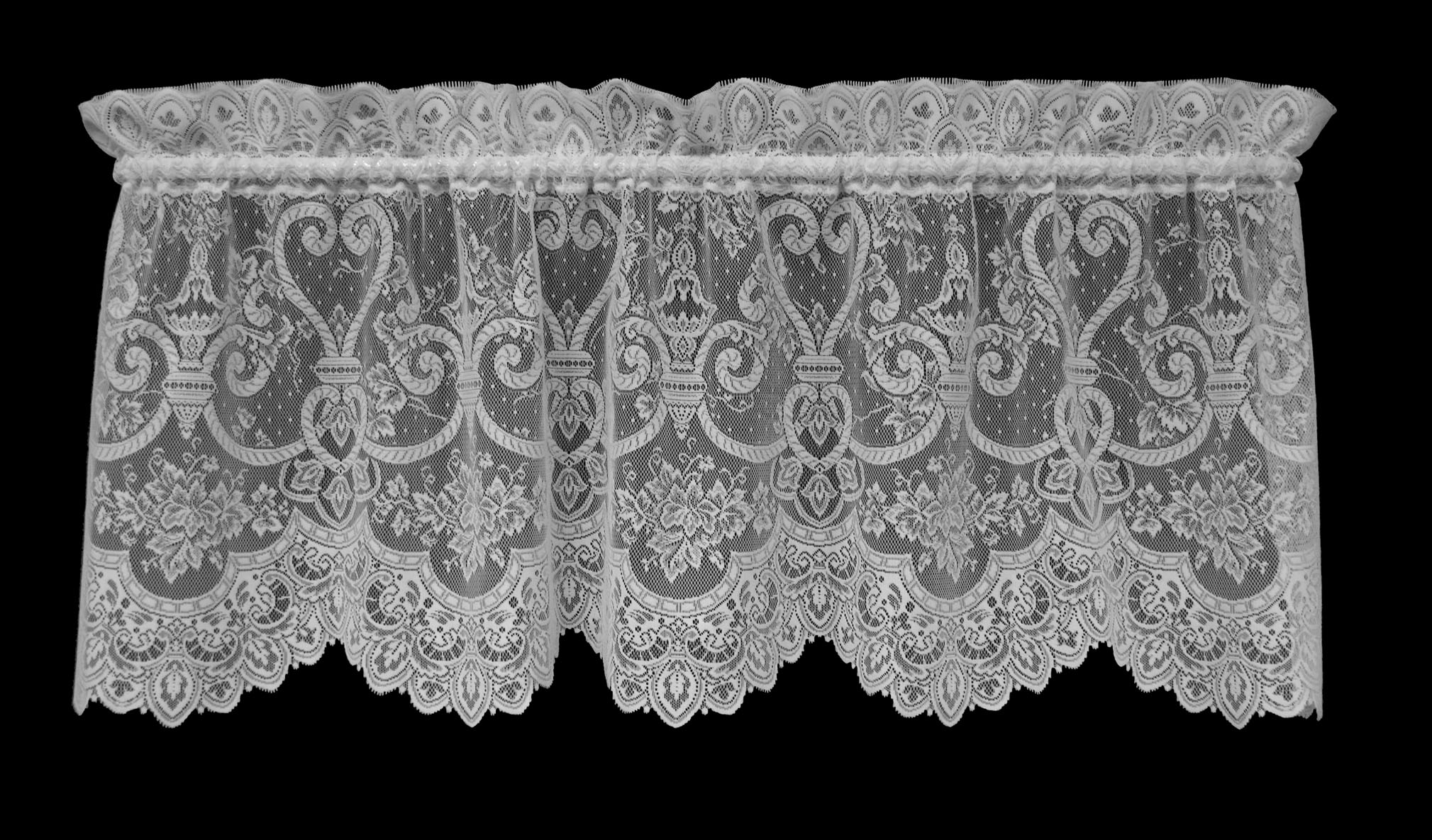 Heritage Lace English Ivy Valance 2 Colors