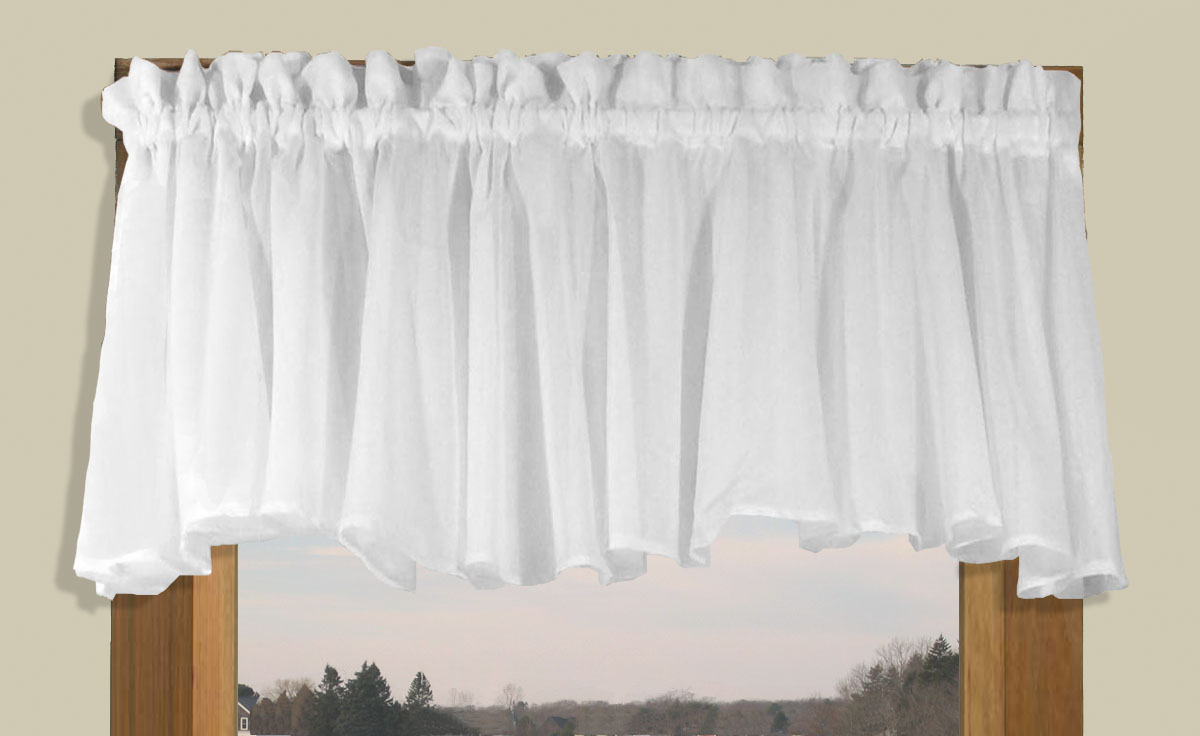 over on product window home vcny free scarf shipping sheer infinity valance overstock garden orders
