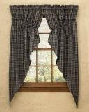 Park Designs Sturbridge Lined Gathered Swags- 3 Colors & 2 Sizes