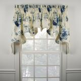 Ellis Curtain Sanctuary Rose Lined Duchess Valance - 3 Colors