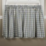 Ellis Curtain Bristol Plaid Tiers - 2 Colors