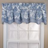 Ellis Curtain Victoria Park Bradford Valance - 3 Colors